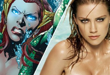 Amber Heard Returns to Aquaman II